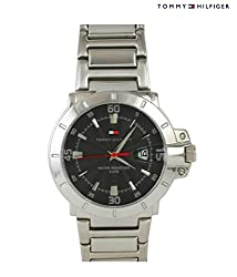 Tommy Hilfiger Analog Black Dial Mens Watch - NTH1790469J