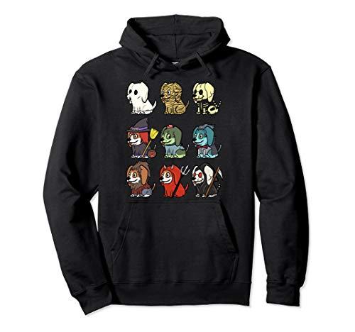 Beagle Kostüm Lustige - Beagle Gruselige Kostüme Lustiger Hund Halloween Geschenk  Pullover Hoodie