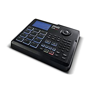 Akai Professional XR20 | Battery Powered Compact Beat Production Groove Station Loaded With Over 700 Premium Sounds