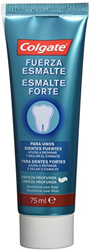 Colgate Fuerza Esmalte Pasta Dentífrica - 75 ml