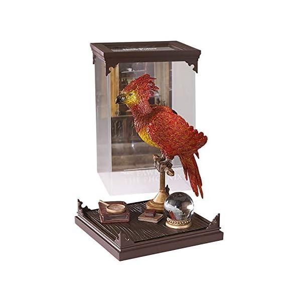 Noble Collection- Figura Coleccionable Diorama de Fénix, Multicolor (NN7540) 1