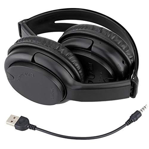 Nowakk 3 en 1 5800 Bluetooth Estéreo Auriculares Inalámbricos MP3 Auriculares Auriculares Soporte de Ranura de Tarjeta TF de 32 GB para xiaomi Teléfono Inteligente