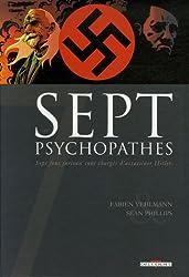 Sept psychopathes