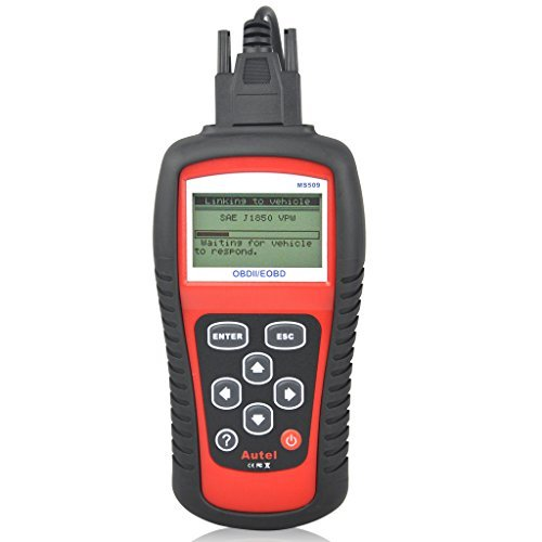 Topro MaxiScan MS509OBD2Player Live Data Detector Daten Scanner Code -