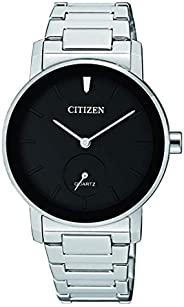 CITIZEN Womens Quartz Watch, Analog Display and Stainless Steel Strap - EQ9060-53E