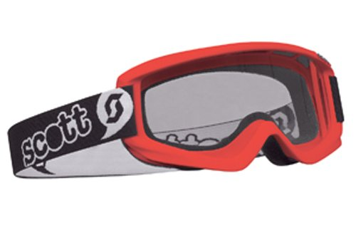 Scott Sports Agent Mini Youth Goggles, (Red)
