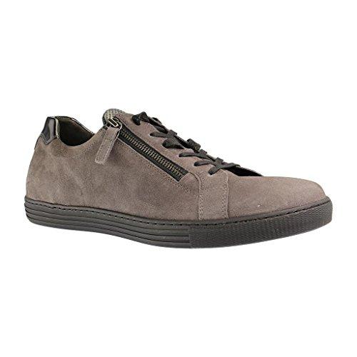 GABOR COMFORT - 76.488 - Damen Sneaker - Grau Schuhe in Übergrößen Grau
