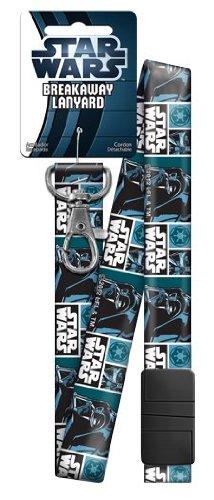 Star Lanyard Wars (Star Wars Darth Vader Schlüsselanhänger)