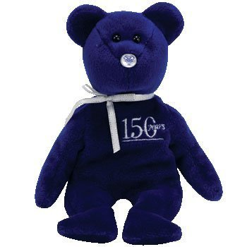 ty-beanie-baby-quiet-the-bear-northwestern-mutual-exclusive-by-ty