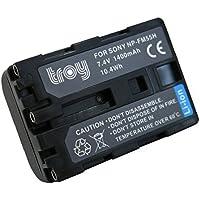 Batería Li-Ion Para Sony Cyber-shot DSC-F707, DSC-F717, DSC-F828, DSC-R1, DSC-S30, DSC-S50, DSC-S70, DSC-S75, DSC-S85, DCR-DVD100E, DCR-DVD101E, DCR-DVD200E, DCR-DVD201E, DCR-DVD300, DCR-DVD91E, DCR-PC101, DCR-PC110, DCR-PC115, DCR-PC120E, DCR-PC330,