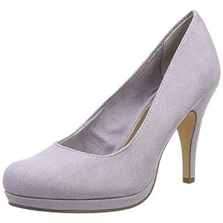 Tamaris Damen 1-1-22407-22 551 Pumps, Violett (Lavender 551), 38 EU