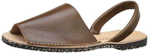 Shoe The Bear Damen Vega Römersandalen Braun (130 BROWN)