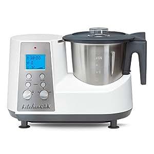 Harper cuisiopro robot da cucina multifunzione anche per cottura a vapore acciaio inox - Robot per cucinare e cuocere ...