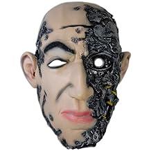 Il celibato 97066441.002 - lattice maschera completa - Cyborg Terminator