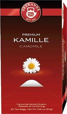 Tee Gastro-Premium-Sortiment, Premium Kamille, Inhalt 1.5g, Packungsmenge 20