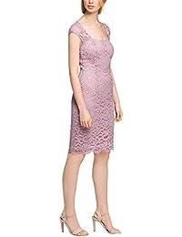 ESPRIT Collection Damen Kleid 026eo1e003-Süße Spitzenverzierung