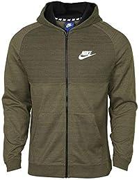 Nike Sweat à Capuche Sportswear Advance 15 Full Zip - Ref. 0424b76c60cd