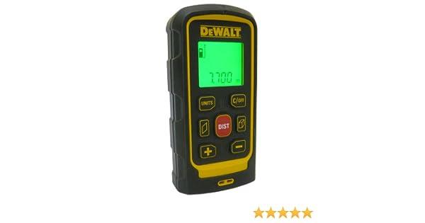 Laser Entfernungsmesser Würth : Dewalt dw p laser distanzmesser amazon baumarkt