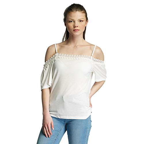 Vero Moda Damen Oberteile / T-Shirt vmLua Weiß