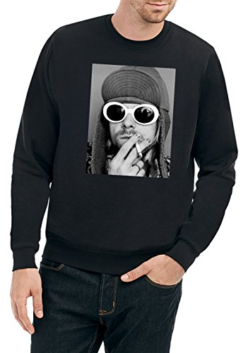 Black Pepper Gun (Kurt Smoking Sweater Black Certified Freak-XXL)