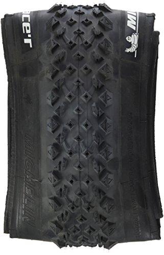 Michelin mtm326 - pneumatico per bicicletta wild race'r, 26 x 2,10