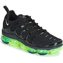 great fit 0a4aa 0e25b Nike AIR Vapormax Plus Sneaker Herren SchwarzGrün Sneaker Low
