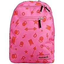 Reebok Kids U Bts Graph Bp - Mochila, color rosa, talla única