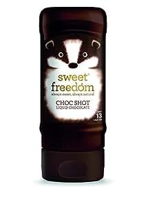 Sweet Freedom Choc Shot Liquid Hot Chocolate 320 g (Pack of 6)