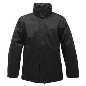 Regatta Men's Matthew Waterproof Jacket - Black, XXX-Large