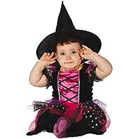 Disfraz de Brujita baby 12-24 meses