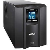 ايه بي سي SMC1500I وحدة إمداد متواصل للطاقة 1500 فولت/أمبير بشاشة LCD 230 فولت