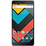 """Energy Sistem MAX 2+ - Smartphone de 5.5"""" (Quad Core Arm Cortex A53 1.3 GHz, Xtreme Sound, cámara de 13 MP, Memoria Interna de 16 GB, 2 GB de RAM, Android 6.0), Color Azul"""