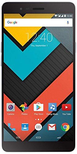 Energy Sistem MAX 2+ - Smartphone de 5.5' (Quad Core Arm Cortex A53 1.3 GHz, Xtreme Sound, cámara de 13 MP, Memoria Interna de 16 GB, 2 GB de RAM, Android 6.0), Color Azul