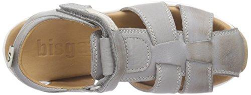 Bisgaard Sandals, sandales fermées mixte enfant Grau (71 Elephant)