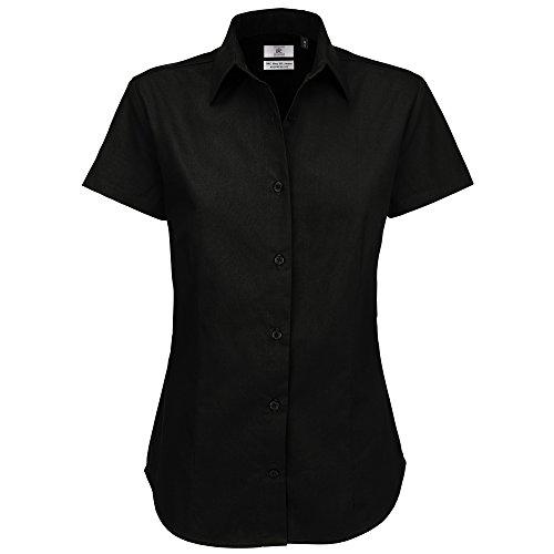 B&C Collection - Chemisier - Femme Noir - Noir