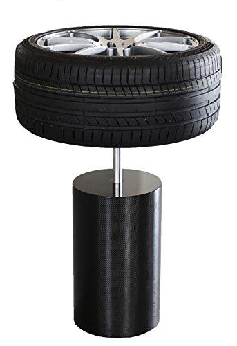 Felgentisch Tisch Geschenk Designertisch Möbel Carbon SLS Luxus