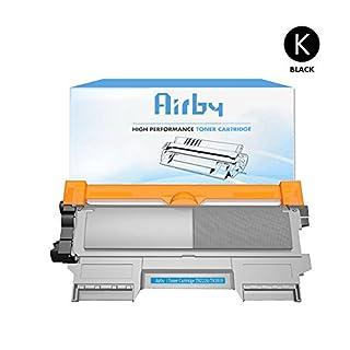 Airby® Toner kompatibel zu TN2220 TN-2220 für Brother HL-2130 HL-2250DN DCP-7055 DCP-7055W HL-2220 HL-2132 HL-2230 HL-2240 HL-2240D HL-2270 HL-2270DW HL-2275 HL-2280DW MFC-7360N MFC-7460DN MFC-7860DW DCP-7060D DCP-7065DN DCP-7070DW FAX-2840 FAX-2940 FAX-2845 - Schwarz 2,600 Seiten