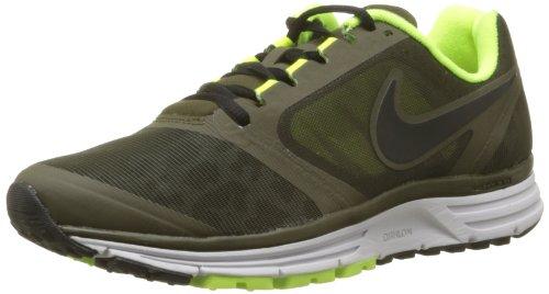 Nike, Scarpa Zoom Vomero+ 8 Shield, Sneaker, Uomo, Nero (Dark Loden/Black-Pure Platinum), 41