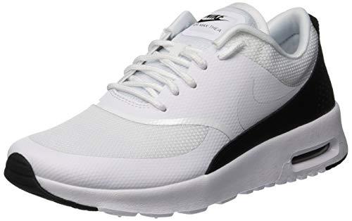 online store eca4f 059e3 Nike Wmns Air MAX Thea, Zapatillas para Mujer, Blanco White-Black 111,