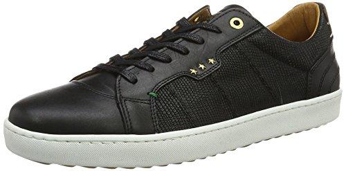 Pantofola d'Oro - Canaverse Uomo Low, Pantofole Uomo nero (nero)