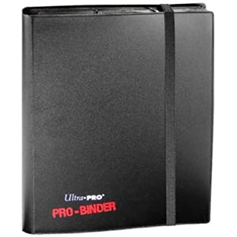 Ultra Pro 82600 - Cartellina PRO, colore: (Pro 9 Pocket)