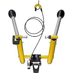 Tacx Pro-Form Jersey - Rodillo para Bicicletas, Color Amarillo