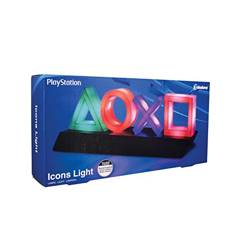 Playstation PP4140PS Icons Light hergestellt von Abysse Corp
