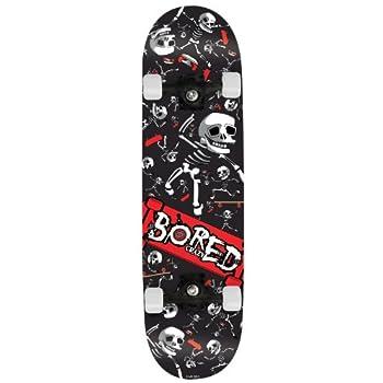 Bored Skateboard griptape...