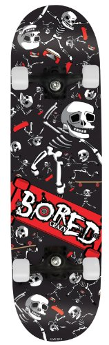 Bored Skateboard (Griptape, Arce), Color, Talla 79x20