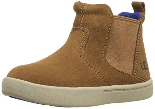 UGG Australia Kinder-Unisex Hamden Stiefel, Braun (Chestnut), 28 EU (10 UK) (Kinder Stiefel Uggs)