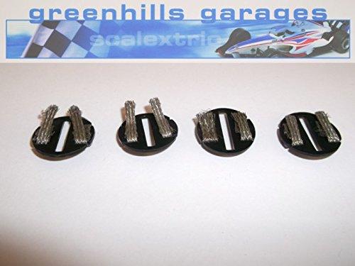 Greenhills Scalextric Spares Braid Plates x 4