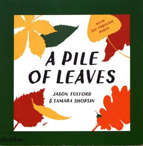 A pile of leaves par Jason Fulford