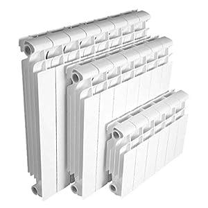 Rayco rd – Radiador aluminio rd 108,86kcal/h 12 elementos