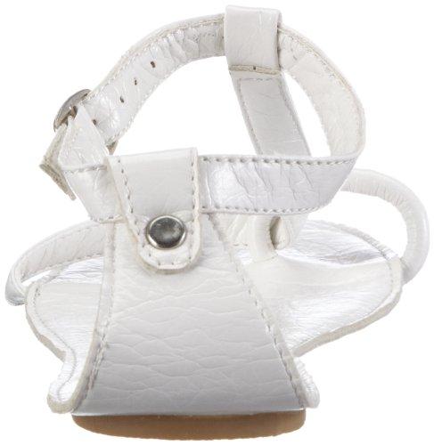 Lise Lindvig LOLA 008 006 05, Sandali donna Bianco (Weiß (White 05))